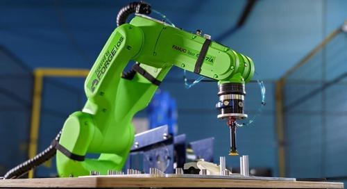 Talk and Q&A: Kel Guerin, READY Robotics co-founder