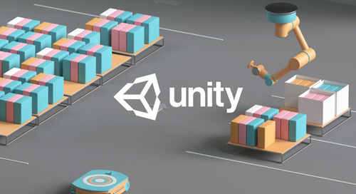Robots are hard, game engines are not: why we built our own simulator using Unity