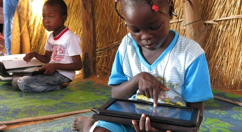 Case Study: A game for conflict-affected youth to learn and grow