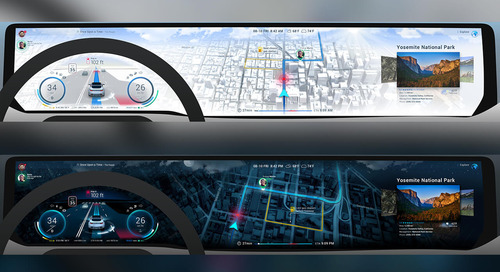 Mapping what's next for in-car navigation experiences
