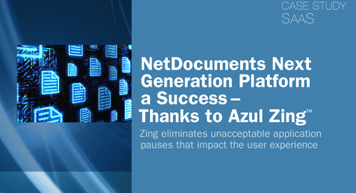NetDocuments NextGeneration Platform