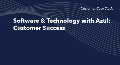 Software & Technology with Azul