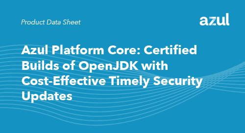 Azul Platform Core Datasheet