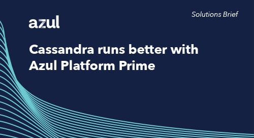 Cassandra and Azul Platform Prime