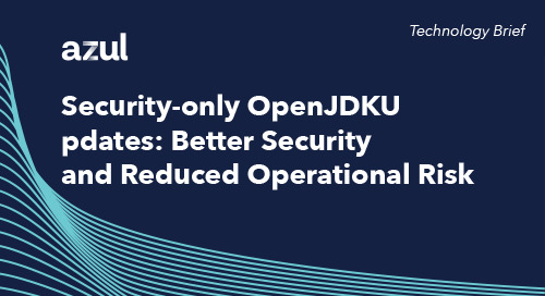 Security-only OpenJDK Updates