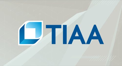 CyberArk Helps Fortune 100 Financial Services Organization TIAA Protect the Interests of Millions of Investors