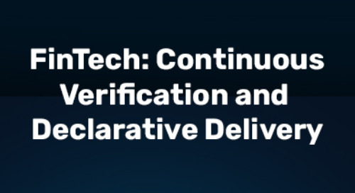 Declarative Policies for Financial Services - Managing Compliance-as-Code