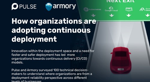 How organizations are adopting continuous deployment