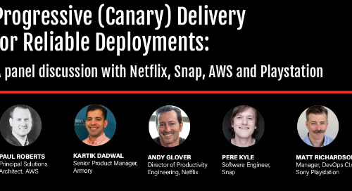 Progressive (Canary) Delivery for Reliable Deployment