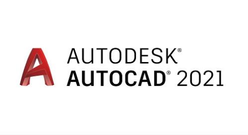 AutoCAD 2021 の新機能 ~ その 1