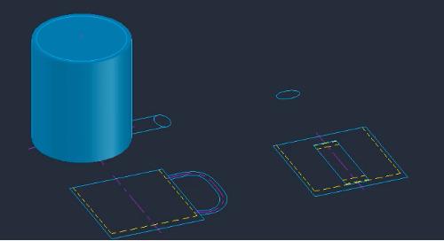 2D オブジェクトを 3D オブジェクトに変換する (ビデオ)