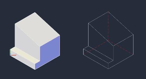 AutoCAD での 3D モデリング: 概要