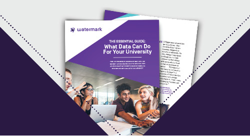 The Essential Guide: What Data Can Do For Your University