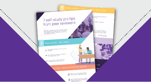 7 Self-Study Pro Tips from Peer Reviewers