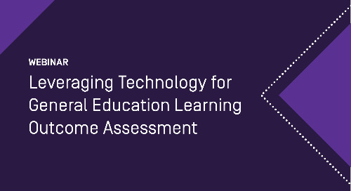 Leveraging Technology to Support Your Self-Study & Accreditation Visit