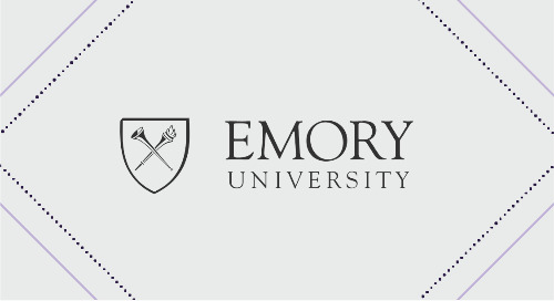 Emory Achieves Over 75% Response Rates with Course Evaluations & Surveys and Canvas