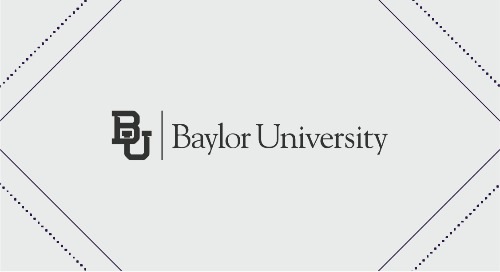 Reimagining the Role of Technology in End-of-Course Evaluation with Baylor University