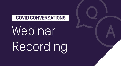 COVID Conversations: How Registrars Are Planning Ahead for Online Catalog & Curriculum