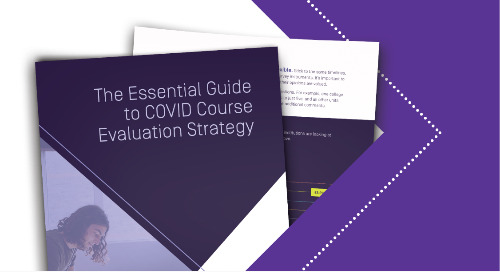 The Essential Guide to COVID Course Evaluation Strategy