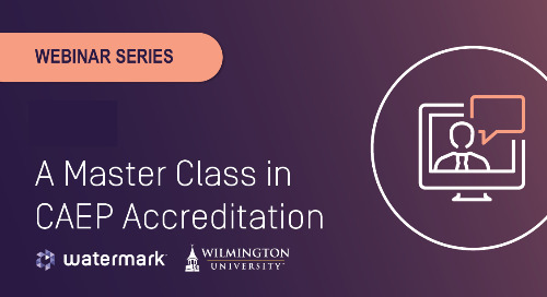 A Master Class in CAEP Accreditation