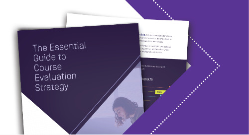 The Essential Guide to Course Evaluation Strategy