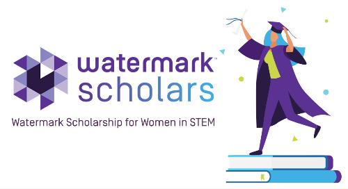 Watermark Scholars Program For Women In STEM: Meet Our Winners