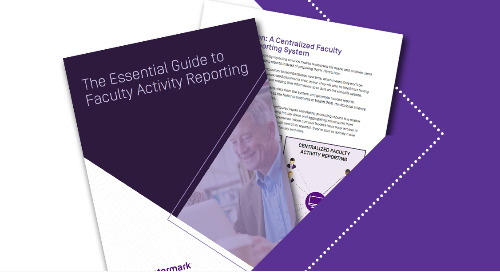 The Essential Guide to Faculty Activity Reporting