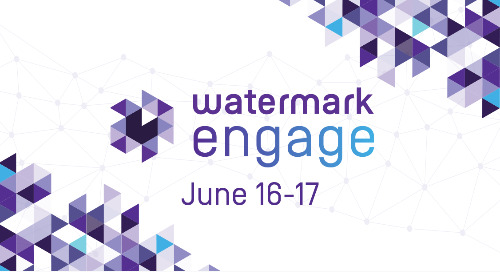 Top 5 Reasons to Attend Watermark Engage!