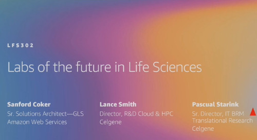 Video: Lab of the future in Life Sciences