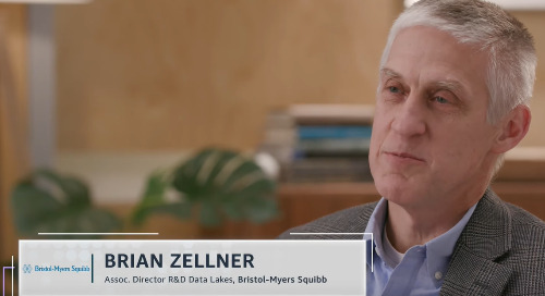 Video: Bristol-Myers Squibb Builds Enterprise Data Lakes on AWS