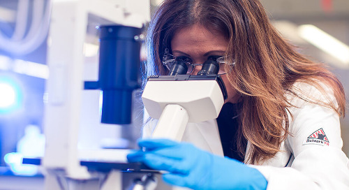 Bristol-Myers Squibb Uses Analytics in the Fight Against Disease