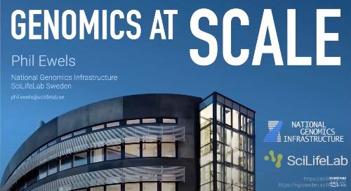 Webinar: Genomics at Scale