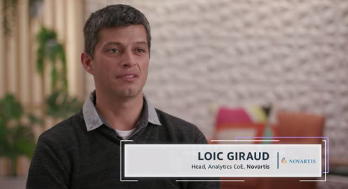 Video: Novartis is Reimagining Medicine with AWS