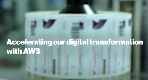 Video: Collaborating with AWS to accelerate our digital transformation