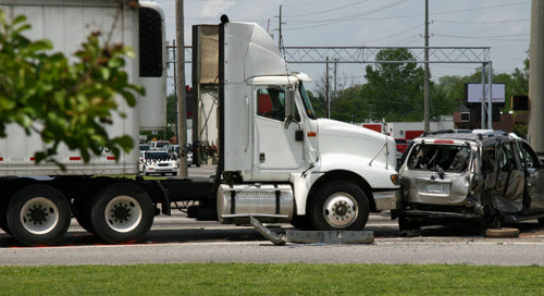 What is a DOT Recordable Accident?