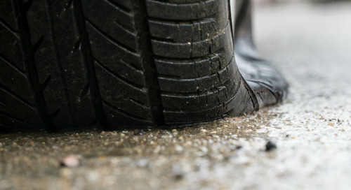 The 6 Most Common Causes for Flat Tires