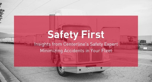 Safety first: What causes of accidents?