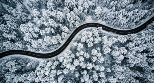 Simple tips for safe winter driving