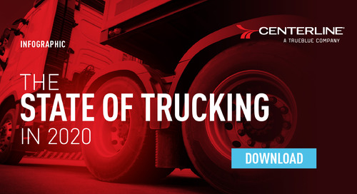 [Infographic] State of Trucking 2020