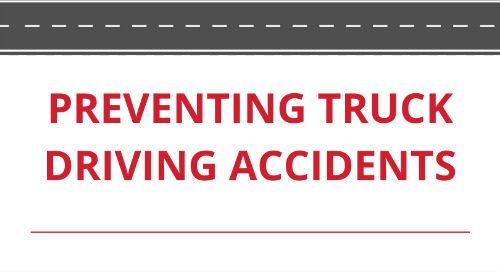 Preventing Truck Driving Accidents
