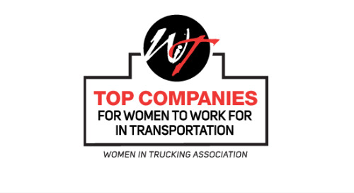 Centerline Honored As a Top Company for Women in Transportation