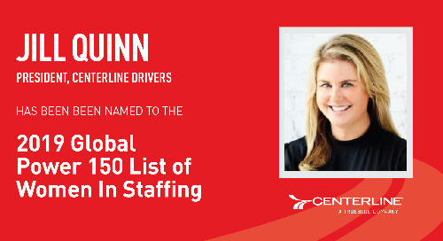 Jill Quinn Named to Staffing Industry Analysts Global Power 150 Women in Staffing