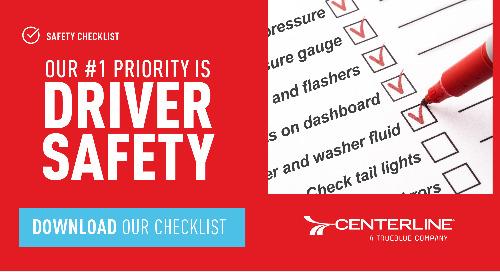 Driver Safety Checklist