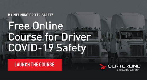 Free online course: What drivers need to know about COVID-19