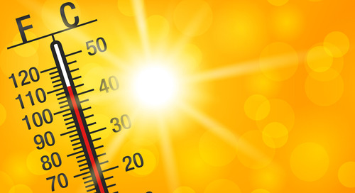 Top 10 hot weather prevention tips