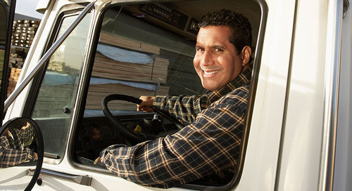 5 myths about being a truck driver