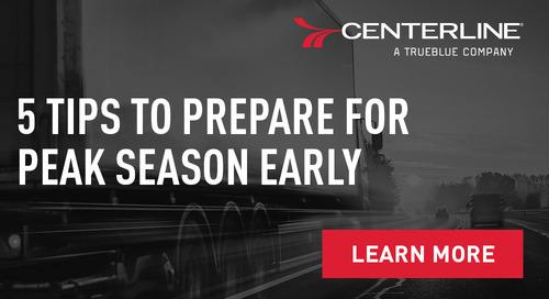 5 tips to prepare for peak season early