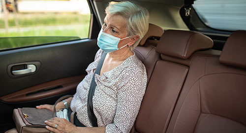 How 'Rideshare' Companies are Breaking Down Healthcare Barriers