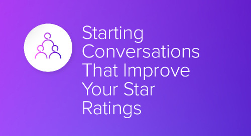 Starting Conversations That Improve Your Star Ratings