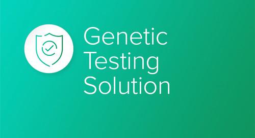 Genetic Testing Solution